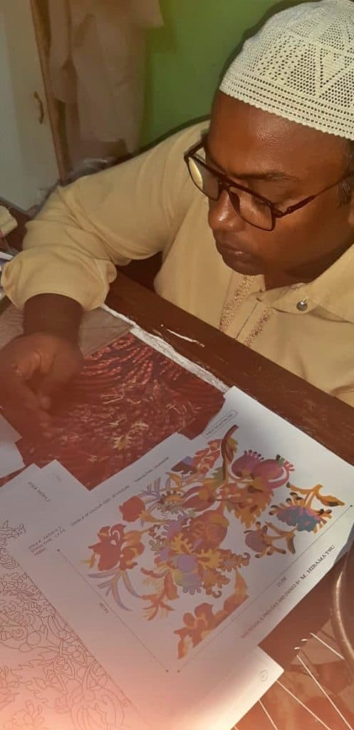 Traditional Hand Embroidery Artisan