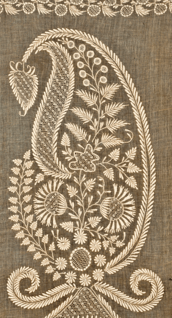 Traditional Chikankari Embroidery at a NYC based company