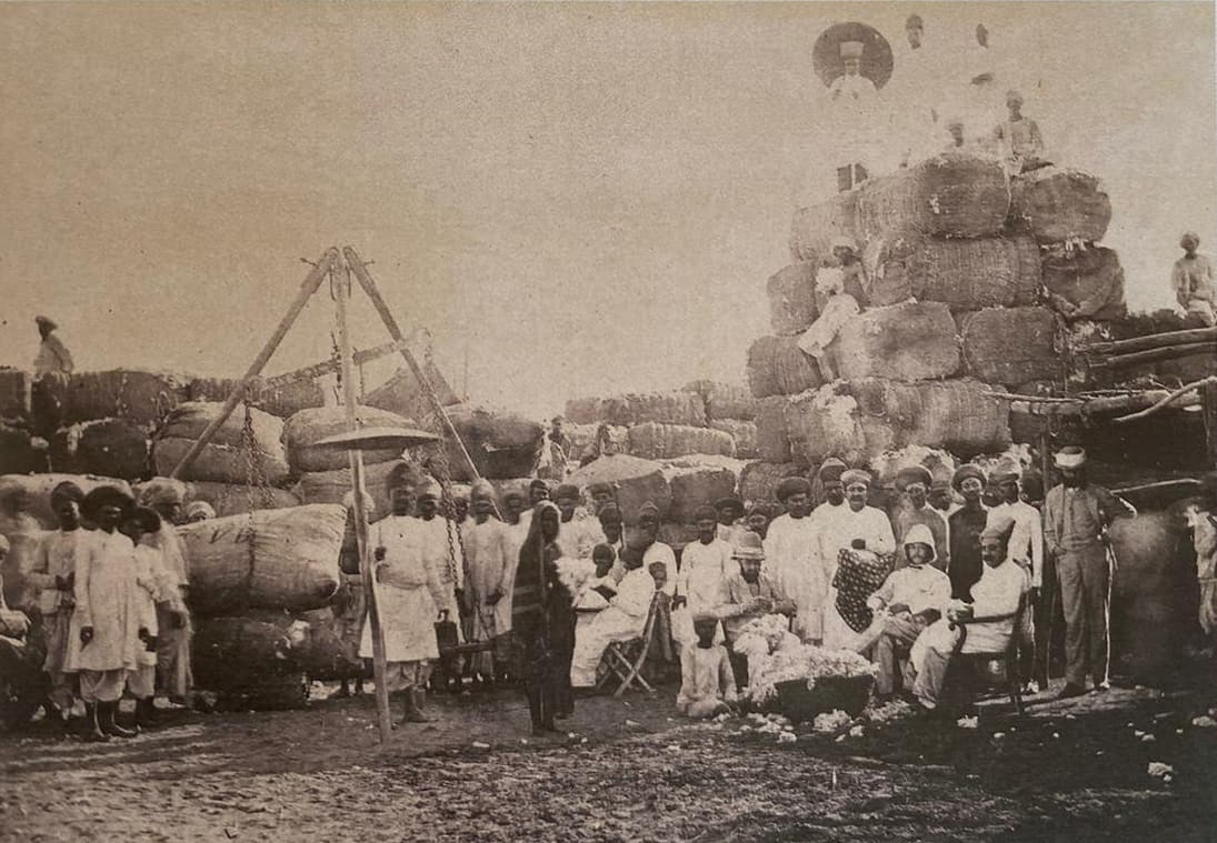 Indian Textile Trade History