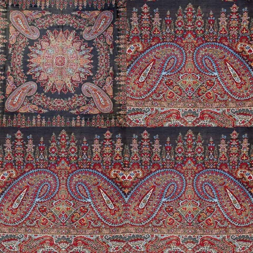 The Story of Kashmir Shawls