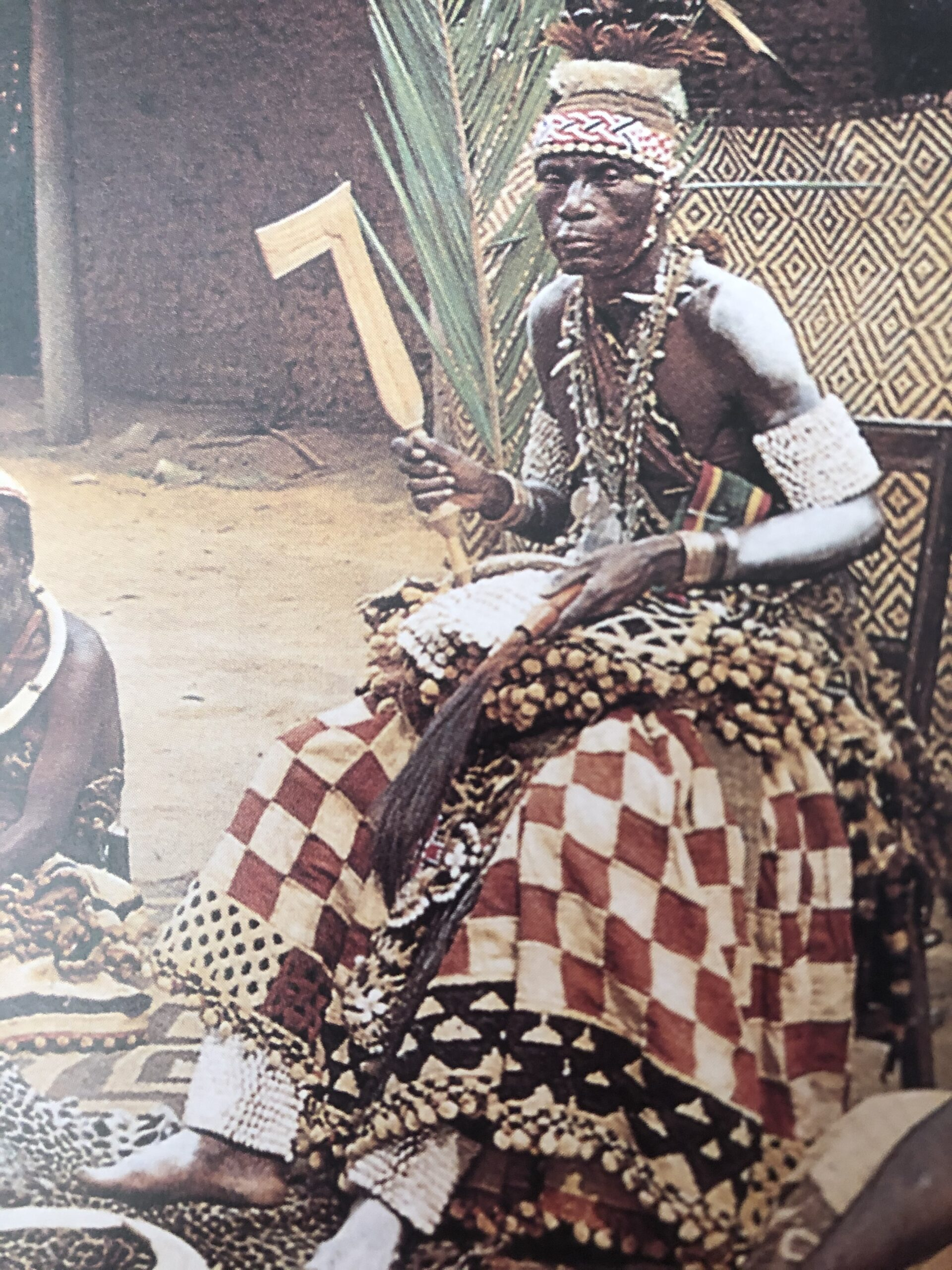 THE MATERIALS & PROCESSES RELATED TO THE CULTURAL TEXTILES OF AFRICA